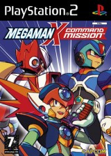 EUR Packshot Mega Man X Command Mission