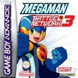 EUR GBA Packshot Mega Man Battle Network 3 White