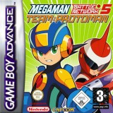 Packshot Mega Man Battle Network 5 Team Protoman
